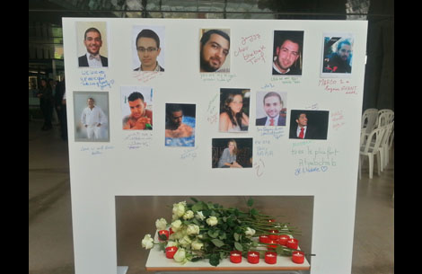 World Day of Road Traffic Victims Remembrance Day - Lebanon